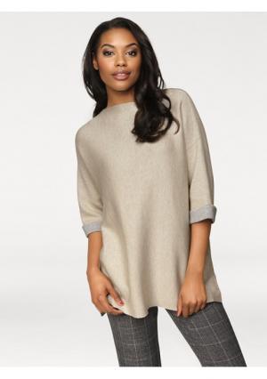 Пуловер PATRIZIA DINI. Цвет: черный