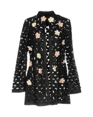 Легкое пальто NORA BARTH. Цвет: черный