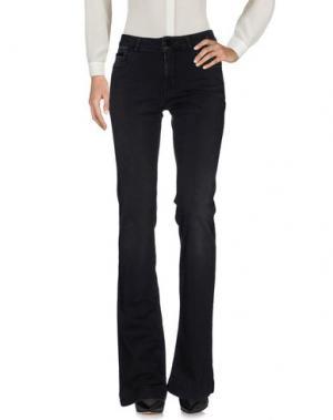 Повседневные брюки MARANI JEANS. Цвет: черный