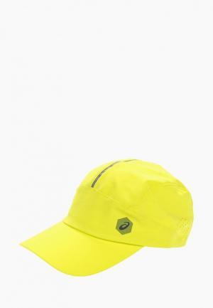 Бейсболка ASICS. Цвет: желтый