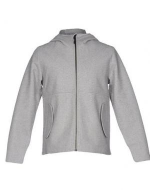 Куртка RVLT/REVOLUTION. Цвет: светло-серый