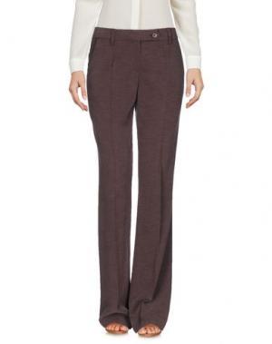 Повседневные брюки EMISPHERE. Цвет: светло-коричневый