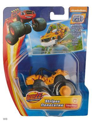 Машинка Mattel. Цвет: оранжевый