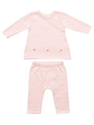 Комплект Angel Dear. Цвет: розовый