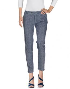 Джинсовые брюки ANOTHER LABEL. Цвет: темно-синий