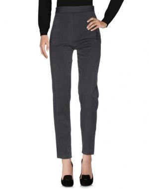 Повседневные брюки ALEX VIDAL. Цвет: серый
