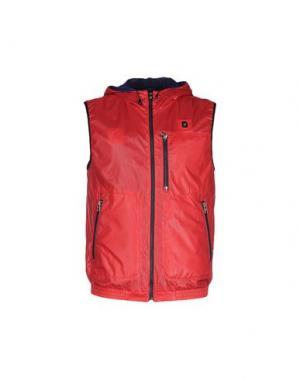 Куртка PIERO GUIDI. Цвет: красный