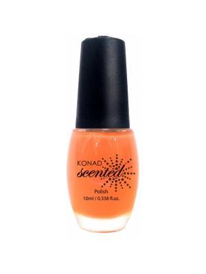 Konad NA-SPH003 Лак для ногтей с запахом Scented Nail H03 Orange. Цвет: оранжевый