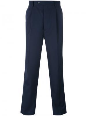 Широкие брюки Lc23. Цвет: синий