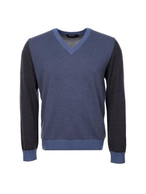Пуловер DKNY. Цвет: серо-голубой