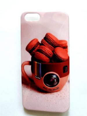 Чехол на Iphone 5/5s Punta. Цвет: коричневый