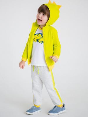 Куртка Карамелли. Цвет: салатовый