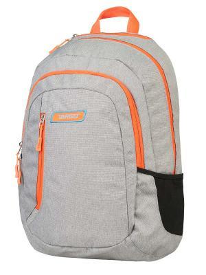 Рюкзак Меркурий Target. Цвет: серый, оранжевый