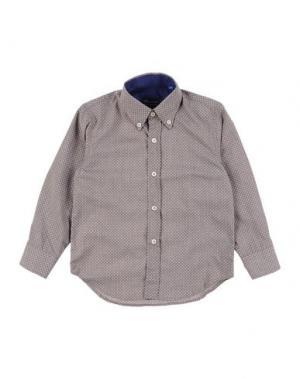 Pубашка BARNUM. Цвет: светло-коричневый