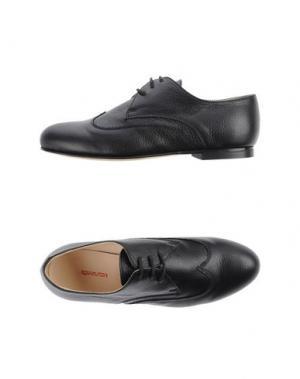 Обувь на шнурках ROSAMUNDA. Цвет: черный