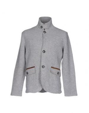 Куртка MORGANO. Цвет: светло-серый