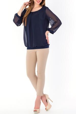 Блуза S&A style. Цвет: синий
