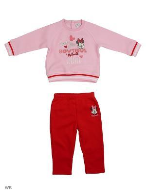 Спортивный костюм Sun City. Цвет: розовый