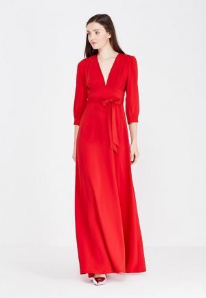 Платье Lusio. Цвет: красный