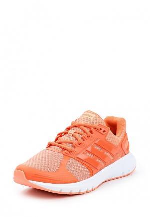 Кроссовки adidas. Цвет: коралловый