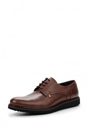 Туфли BLT Baltarini. Цвет: коричневый