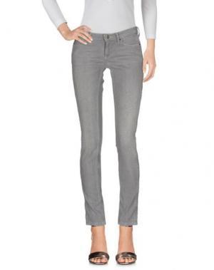 Джинсовые брюки TWENTY8TWELVE. Цвет: серый