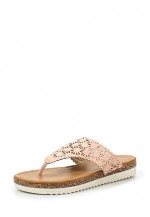 Шлепанцы Sweet Shoes. Цвет: розовый