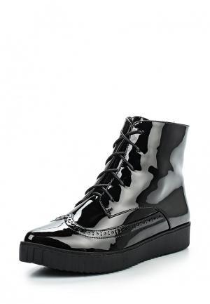 Ботинки Elita. Цвет: черный