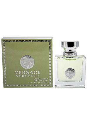 Versense edt 30 ml Versace. Цвет: салатовый