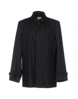 Легкое пальто SEALUP. Цвет: черный