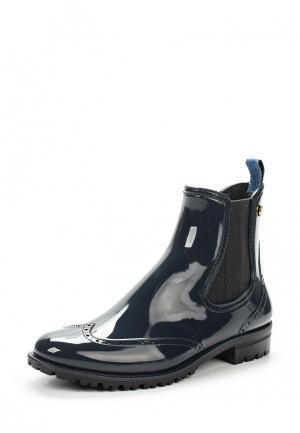 Резиновые полусапоги Trussardi Jeans 79a00002
