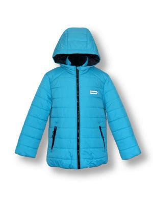 Куртка Артус. Цвет: серо-голубой