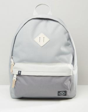 Parkland Серебристый рюкзак Meadow Phase. Цвет: серый