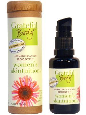 Бустер Женская интуиция Grateful Body. Цвет: кремовый
