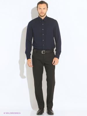 Рубашка DonDup. Цвет: синий