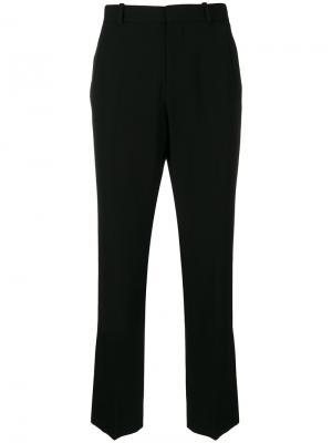 Строгие брюки Givenchy. Цвет: чёрный