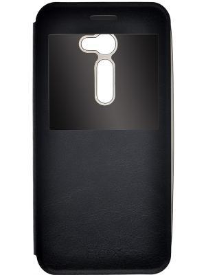 Кейс-книжка для ZenFone 2 ZE500C 5 skinBOX. Цвет: черный