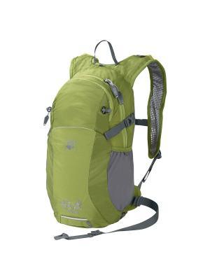 Рюкзак HAM ROCK 16 Jack Wolfskin. Цвет: зеленый