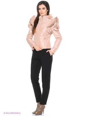 Куртка Sasha Fabiani. Цвет: розовый