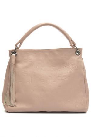 Bag ANNA LUCHINI. Цвет: pink