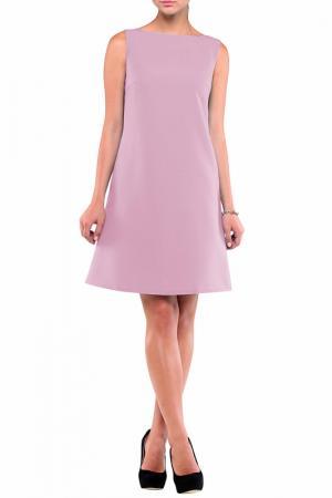 Платье-сарафан Laura Bettini. Цвет: мокко