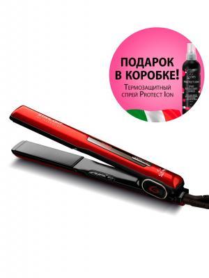 Выпрямитель для волос GA.MA. Цвет: прозрачный, красный