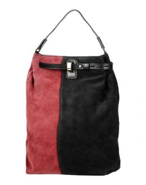 Рюкзаки и сумки на пояс GHERARDINI. Цвет: красно-коричневый