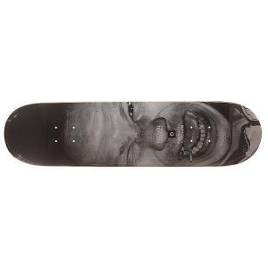 Дека для скейтборда  Photo Pro Series Lapin 31.5 x 7.875 (20 см) Nasvay. Цвет: черный,серый