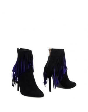 Полусапоги и высокие ботинки TAMARA MELLON. Цвет: черный