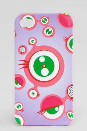 Подарок (чехол для IPhone 4) LVTK-0940 Takashi Murakami