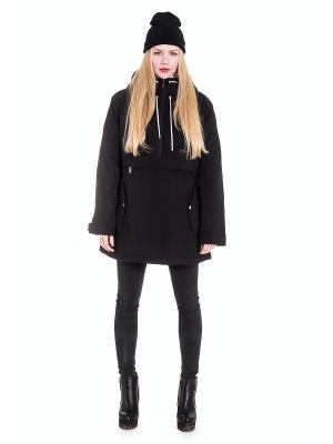 Куртка JATRAW. Цвет: черный