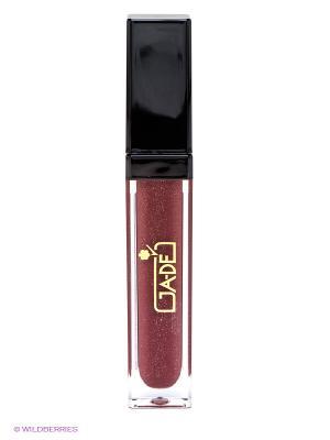 Блеск для губ Crystal Lights Gloss, тон 521 GA-DE. Цвет: коричневый