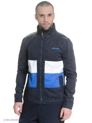 Куртка BRUNOTTI. Цвет: серый, белый, синий