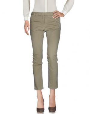Повседневные брюки J.W. BRINE. Цвет: песочный